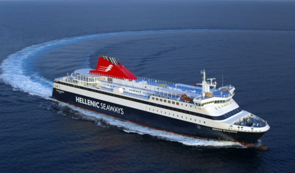 Hellenic Seaways: New routes - Reconnects North Aegean Islands!