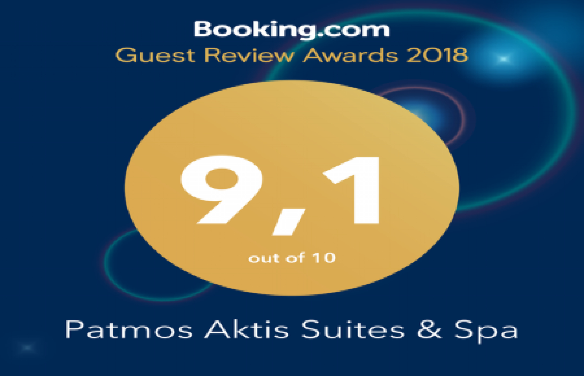 2018 Guest Review Award