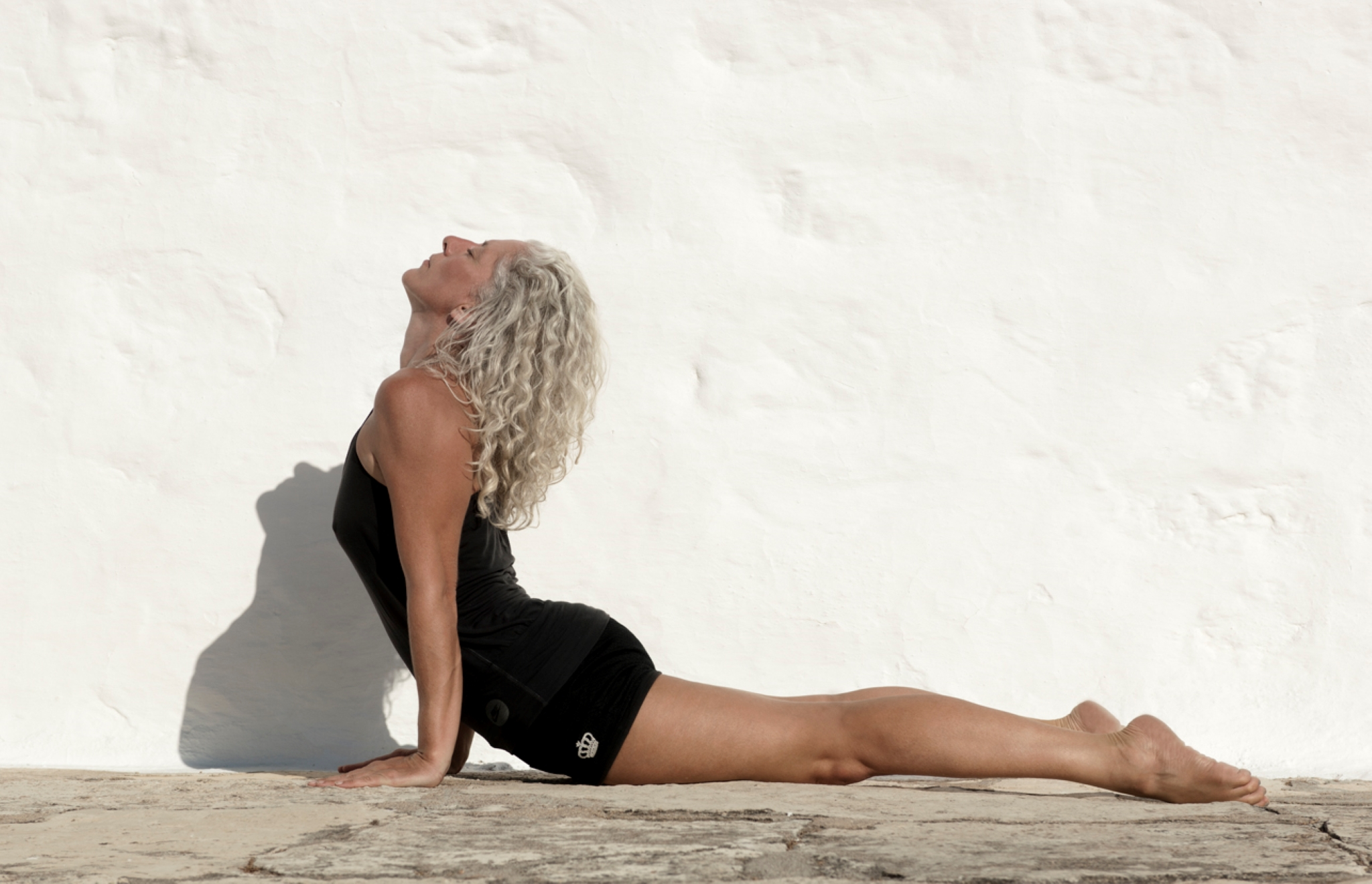 Yoga retreat in Patmos Aktis with Anastasia Stoyannides!