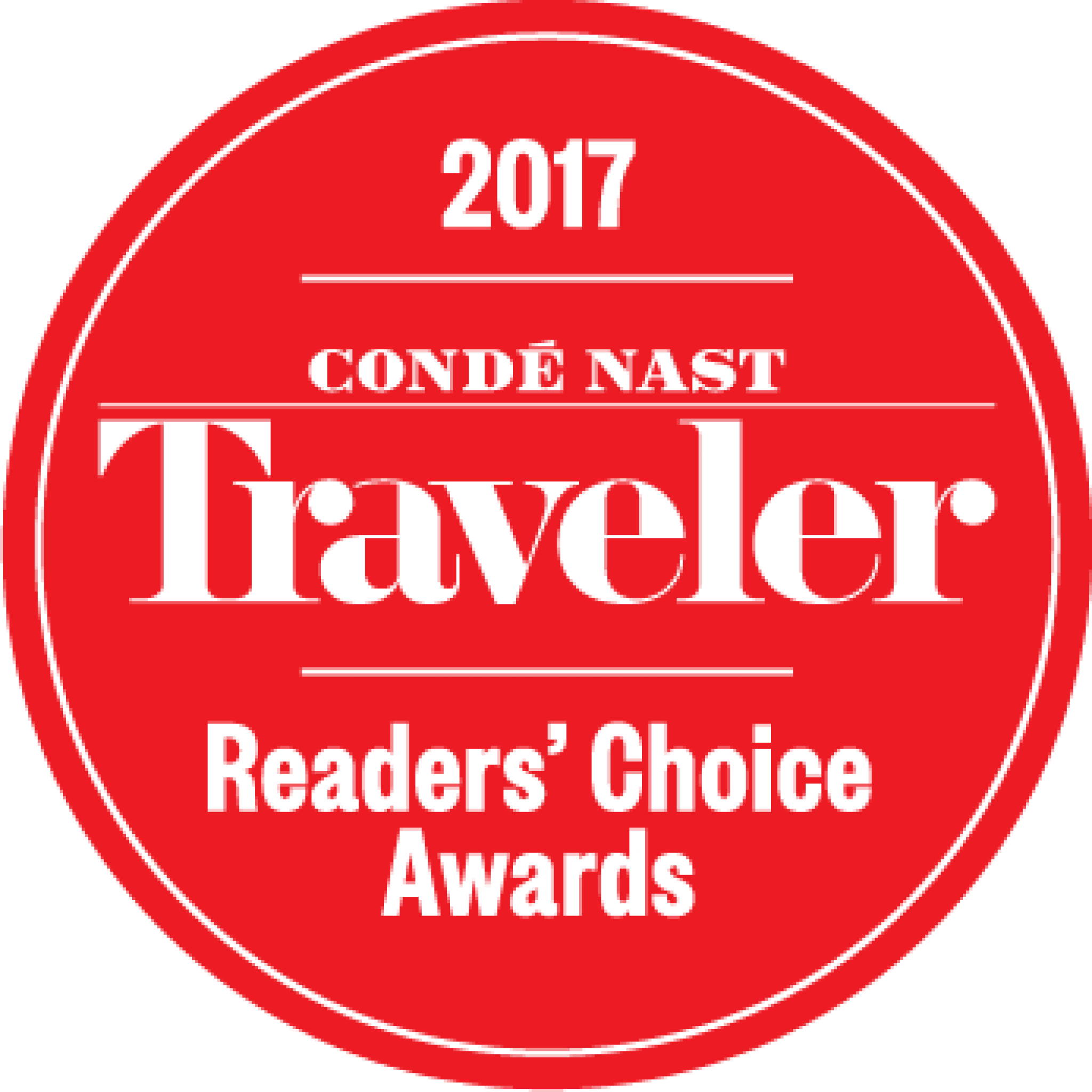 Patmos Aktis Suites & Spa in Condé Nast Traveler 2017 Readers' Choice Awards